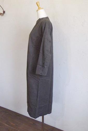 cotton flannel OP(ブラウン)