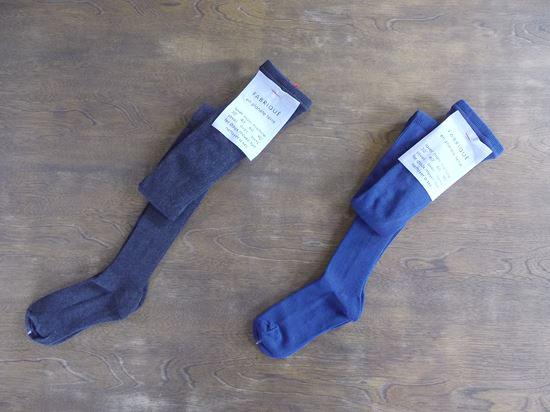 1×1rib tights